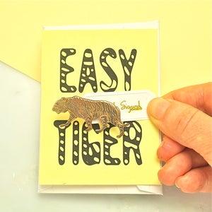 Image of Tiger pin