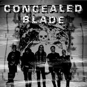 Image of CONCEALED BLADE - S/T 12""