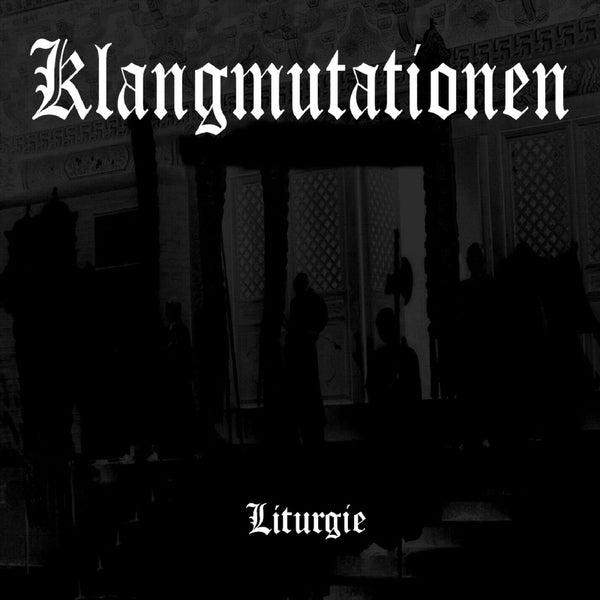 "Image of Klangmutationen - ""Liturgie"" lim. CDR - DS003"