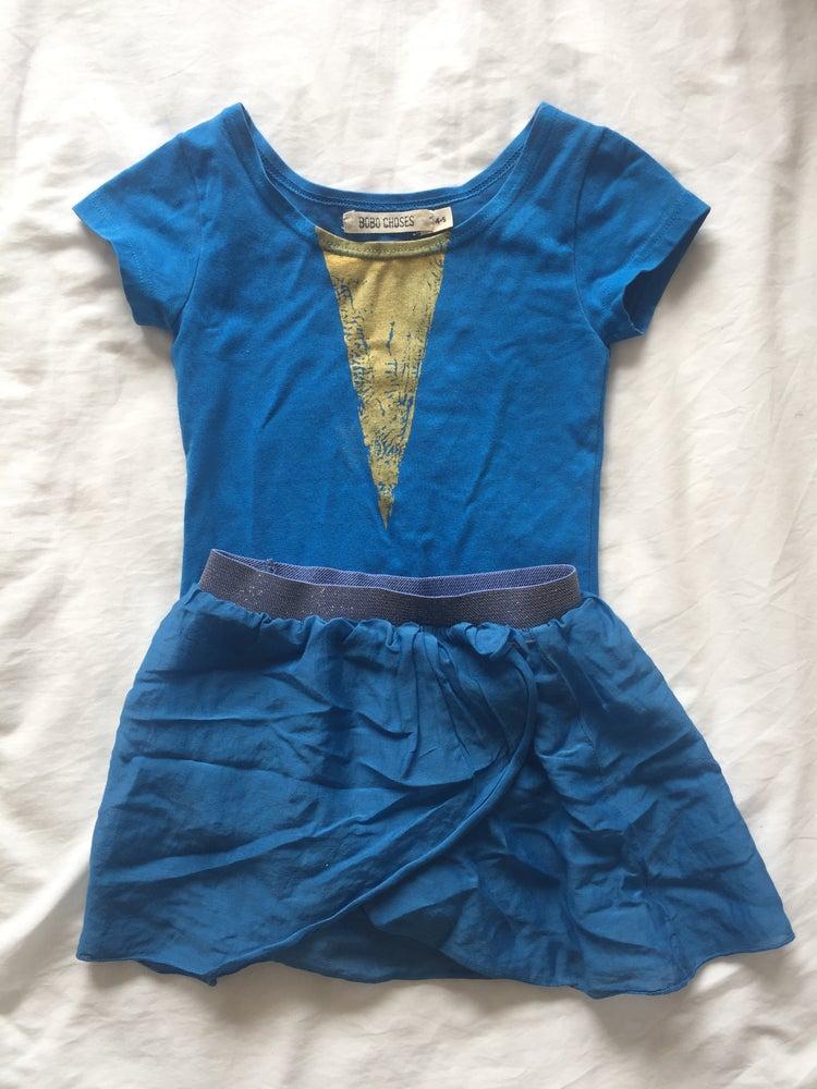 Image of Bobo choses leotard and skirt 4-5