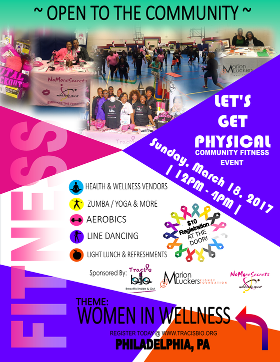 Image of Let's Get Physical - Women In Wellness