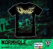 Image of WORMHOLE - Genesis Chamber Tshirt