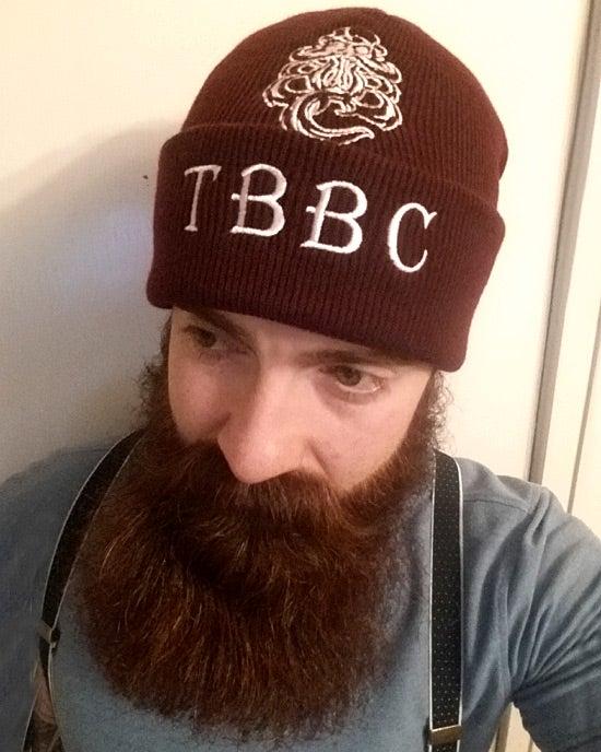 Image of The British Beard Club Beanie Hat
