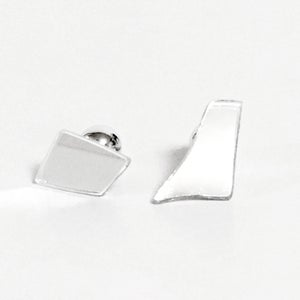 Image of Mirror Earring - small III