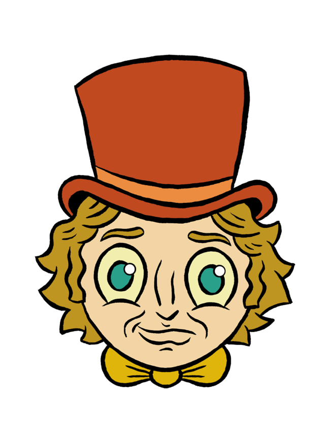 Image of Wonka by JellyKoe