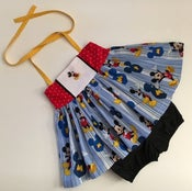 Image of Mickey Ellie Top and Bloomer SET