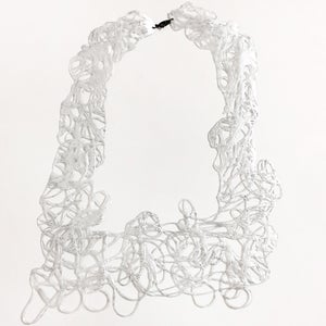 Image of Doodle Necklace -silver II