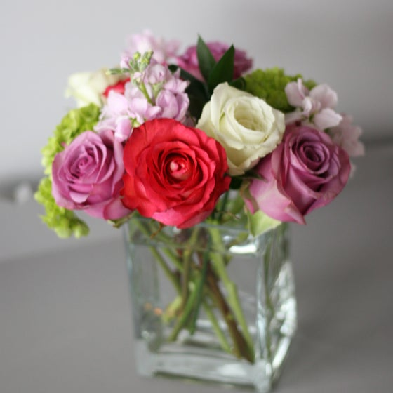 Image of Small Valentine's Arrangement