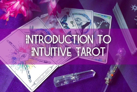 Image of Intro to Intuitive Tarot Online Course