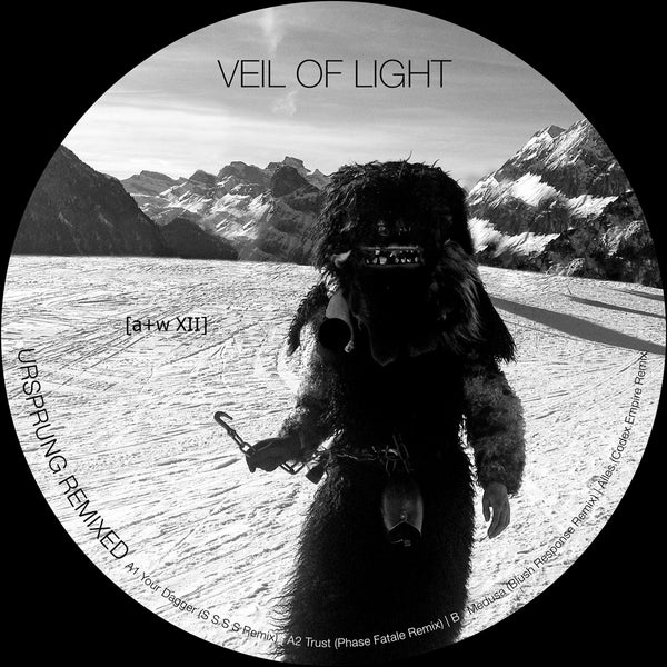Image of [a+w XII] Veil Of Light - Ursprung Remixed 12""