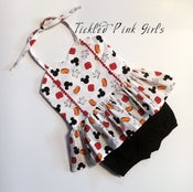 Image of Magical Peplum Top and Bloomers set