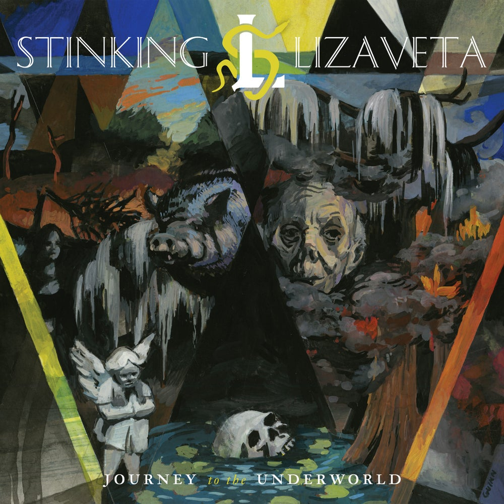 Image of Stinking Lizaveta - Journey to the Underworld CD (Pre-Order)
