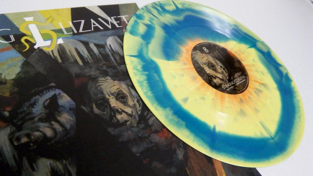 Image of Stinking Lizaveta - Journey to the Underworld LP