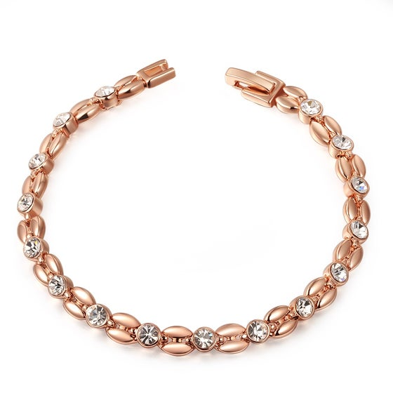 Image of Imported Rose Gold Plated Bracelet from Don Benjamin