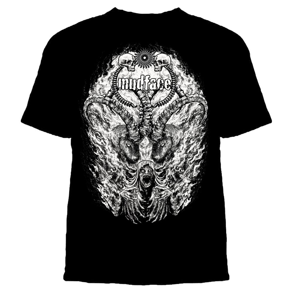Image of Goat Tee Black