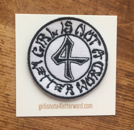 Image of NEW!!  GN4LW PATCHES & BUTTONS