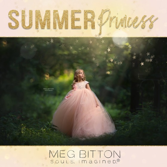 Image of Summer Forest Princess Mini Sessions.