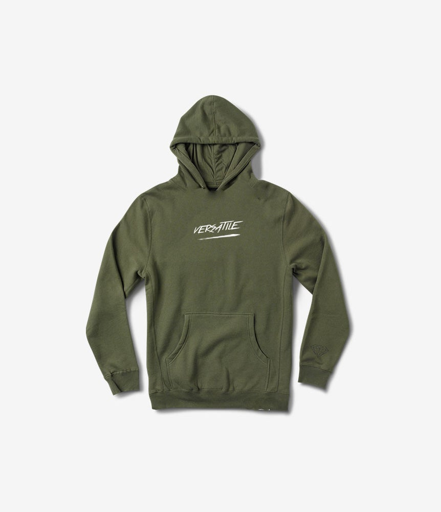 Image of ALC Forest Green Hoodie