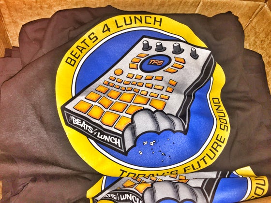 Image of Beats4Lunch SP 404 T-Shirts (full color)