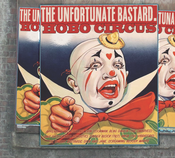 Image of THE UNFORTUNATE BASTARD & friends HOBO CIRCUS / Format: CD