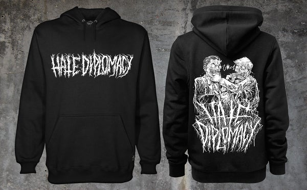 Image of Hate Diplomacy | Pull Over Hoodie