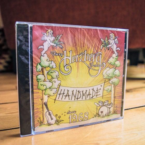 Image of Burg Herzberg Festival - Handmade (CD)