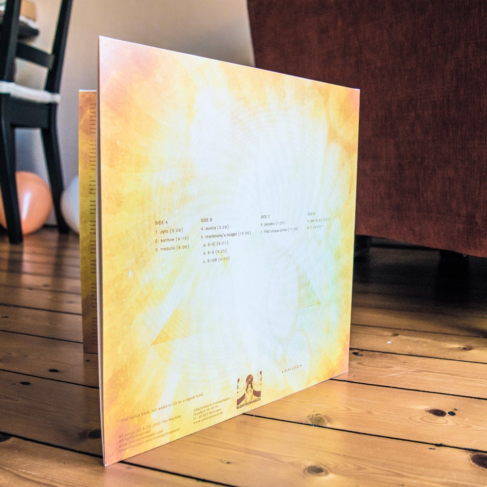 Image of Drie (2LP)