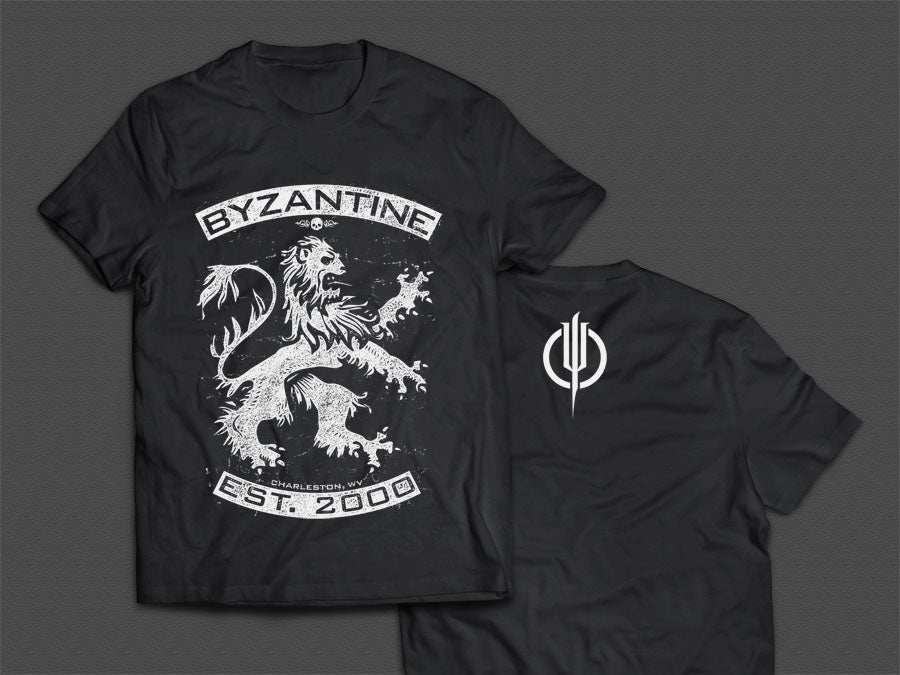 Image of Lion Crest Tee