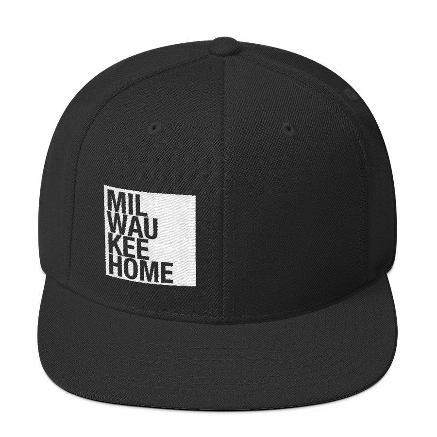 Image of MILWAUKEEHOME SNAPBACK