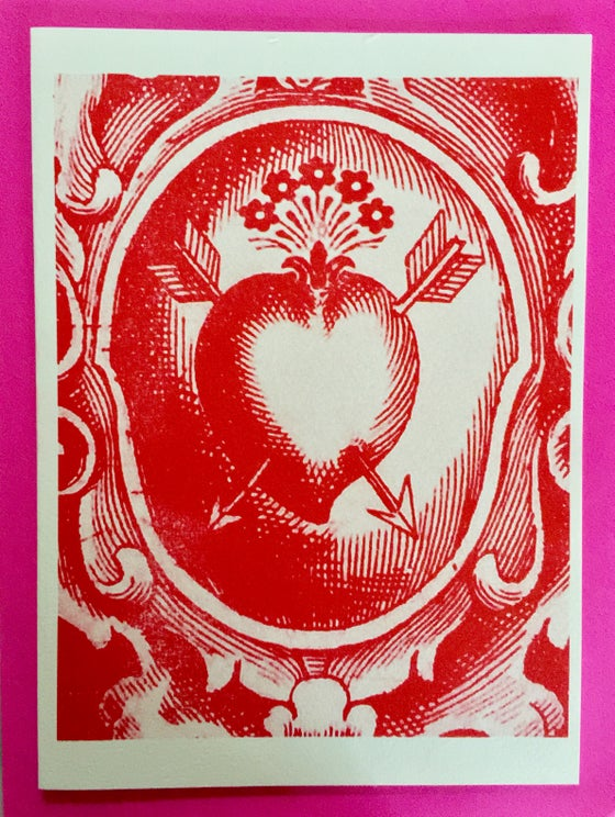 Image of Puebla Heart Card