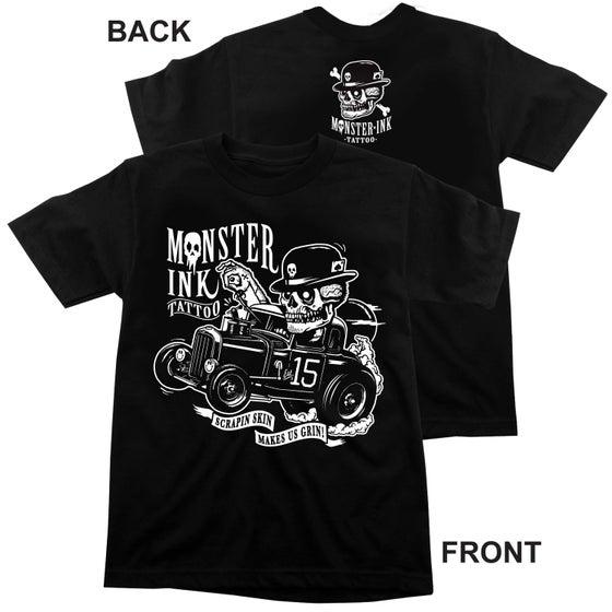 Home Monster Ink Klothing