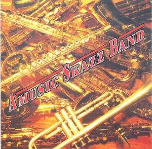 """Image of Amusic Skazz Band """"Amusic Skazz Band"""" CD"""