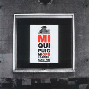 """Image of Miqui Puig """"Miope"""" CD en directo"""