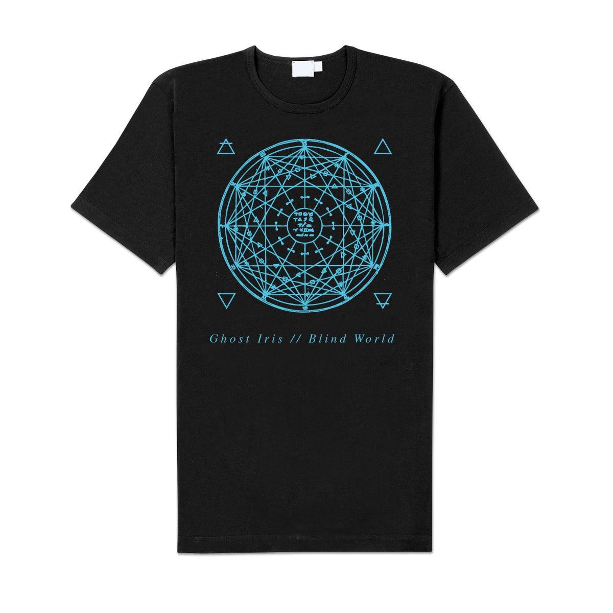 "Image of Ghost Iris ""Astronomy"" Shirt"