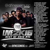 Image of RNB LIVE BEST OF 2K16 PART 1