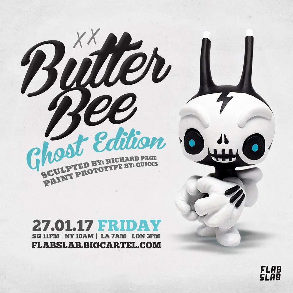 Image of ButterBee [Ghost Edition]