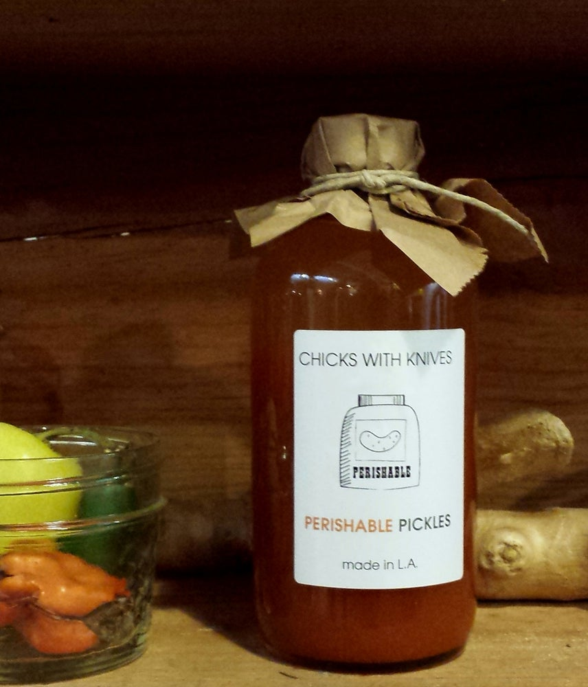 Image of Lacto-Fermented Organic Hot Sauce