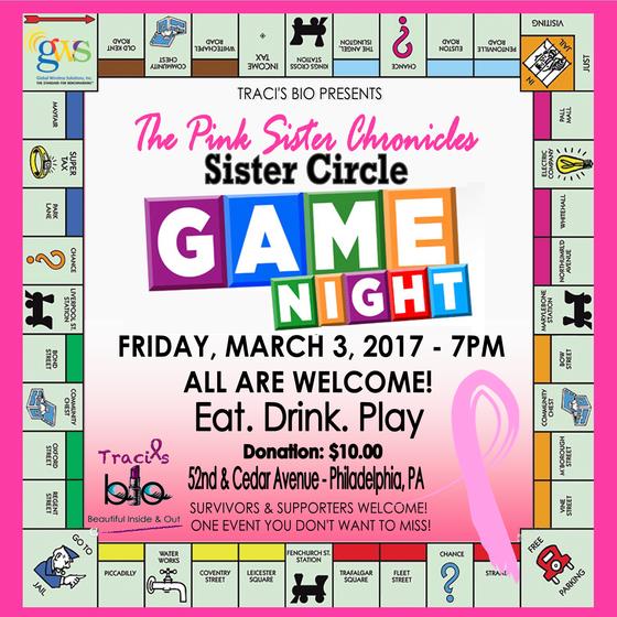 Image of Sister Circle Game Night