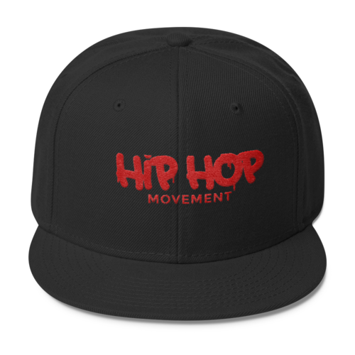 Image of Hip Hop Movement Snapback
