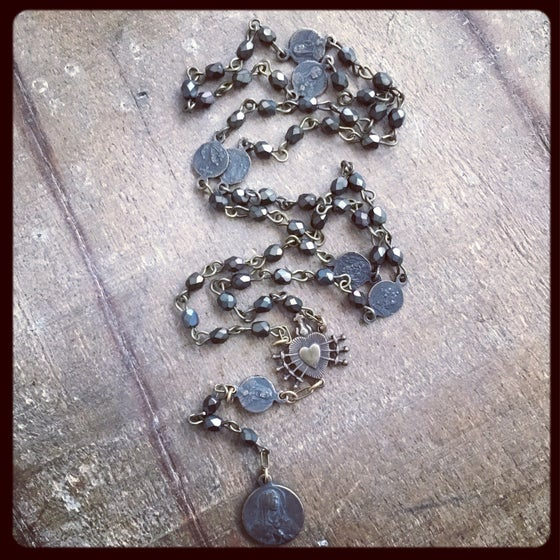 Image of SEVEN SORROWS OF MARY ROSARY