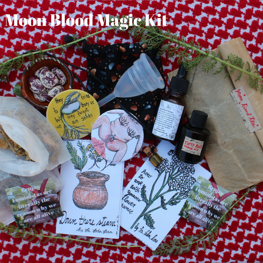 Image of Moon Blood Magic Kit (6 available)