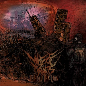 Image of WOE OF TYRANTS - Behold The Lion