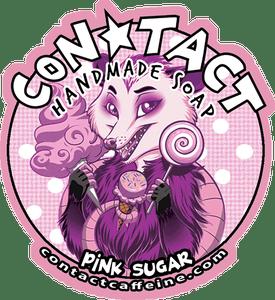 Image of Soap: Pink Sugar - Cotton Candy, Lemon Drops, Caramel, Raspberry Jam, Musk