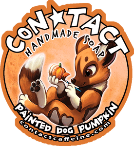 Image of Soap: Painted Dog Pumpkin