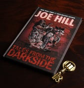 Image of Signed Set: Tales from the Darkside: Scripts by Joe Hill & Biblio Key! - SOLD OUT