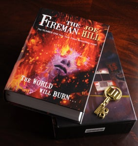Image of Signed Set: The Fireman & Biblio Key! - SOLD OUT
