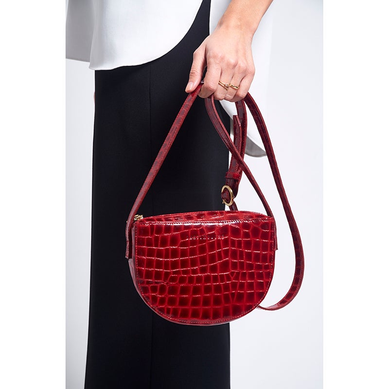 Image of Pablove Patent Crossbody