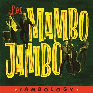 "Image of Los Mambo Jambo ""Jambology"" LP"