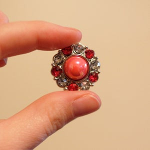 Image of Valentine Gem Plugs (sizes 00g-3/4)