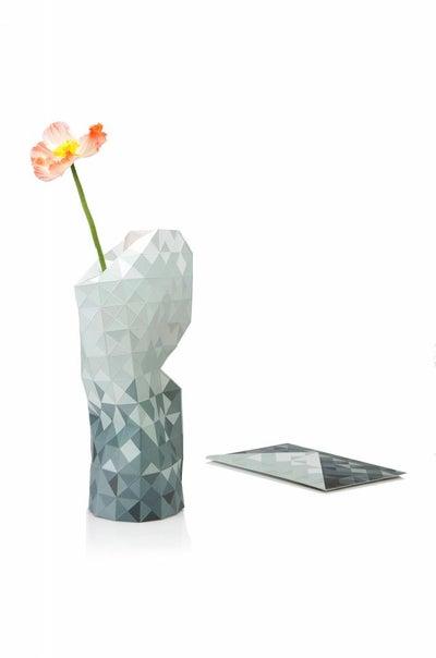 "Image of Paper vase G - Fundación ""Tiny Miracles"""